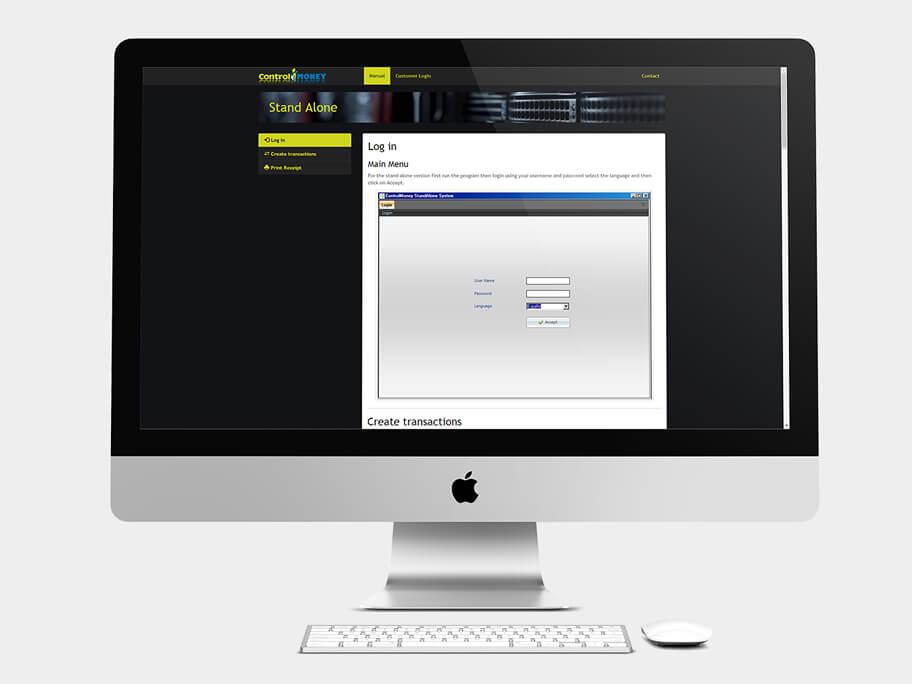 ControlBox, manual, computador