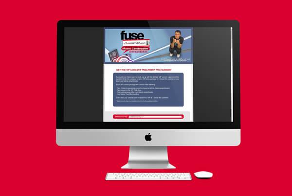 Fuse Live Nation