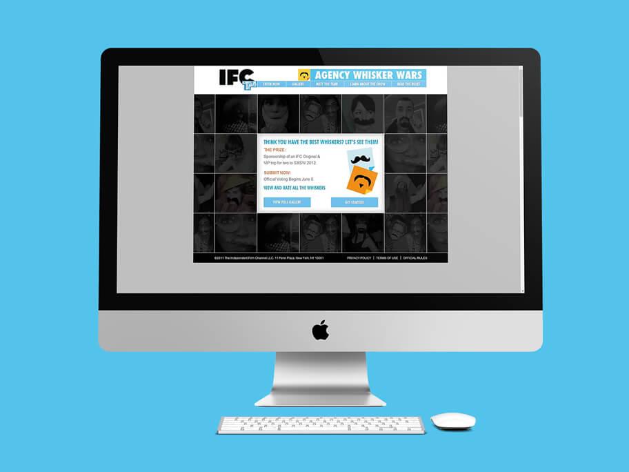 IFC, diseño de página web en HTML5