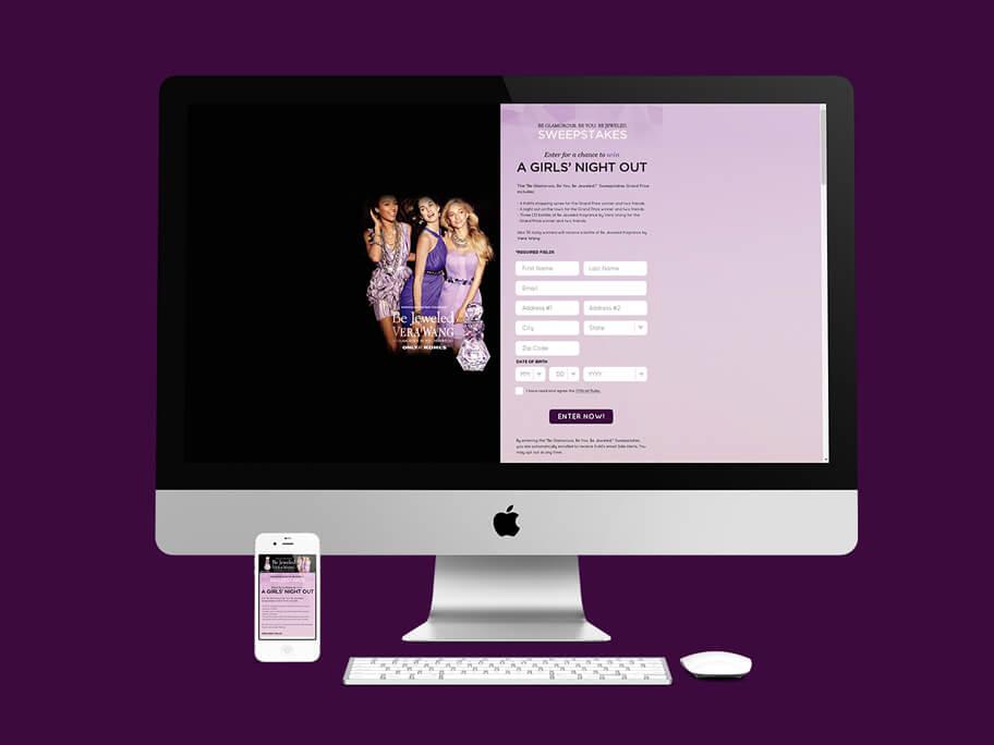 Kohls, diseño de página web en HTML5