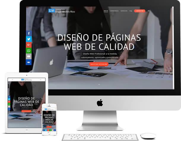 Diseño de Páginas Web de Calidad